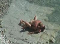 Nudisten strand Voyeur Porno Sammlung