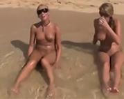 Fkk Schlampen beim Sonnenbad