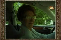Oma Rita im Wald gefickt